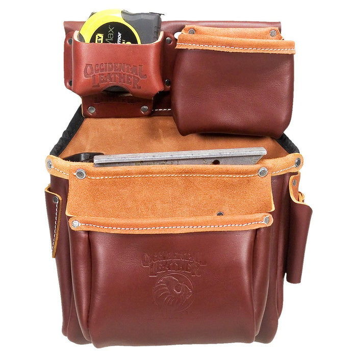 Occidental Leather 5525 Big Oxy Measuring Tape & Fastener Screw Nail Bag