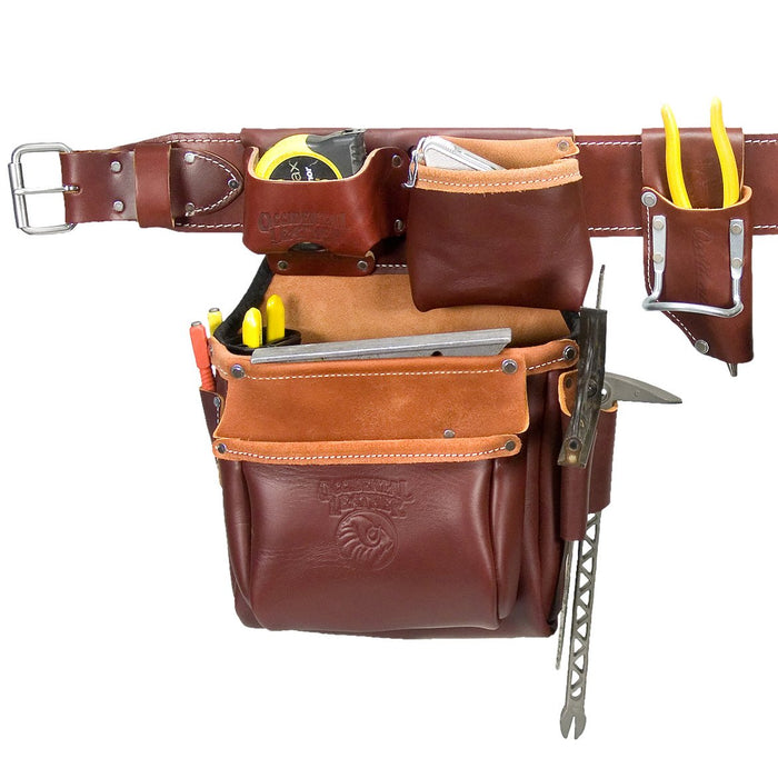 Occidental Leather 5530XL Stronghold Big Oxy Set Tool Belt Bag  - Size XL