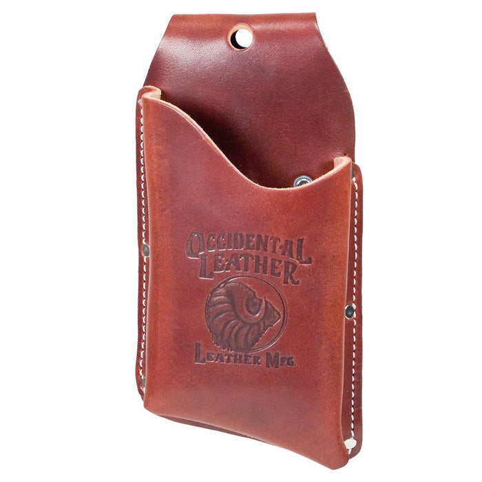 Occidental Leather 5545 Leather Nail Strip Holster for Nailing Guns