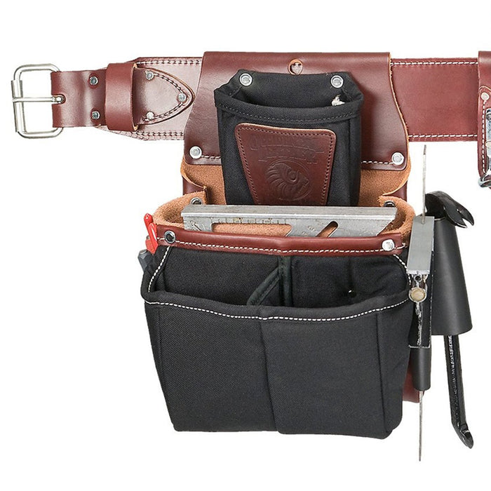 Occidental Leather 5590M Commercial Electricians Tool Belt Bag Set - Medium