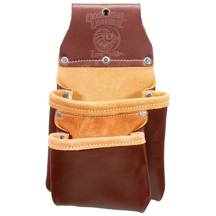 "Occidental Leather 6104 8"" Compact Utility Tool Fastener Bag"