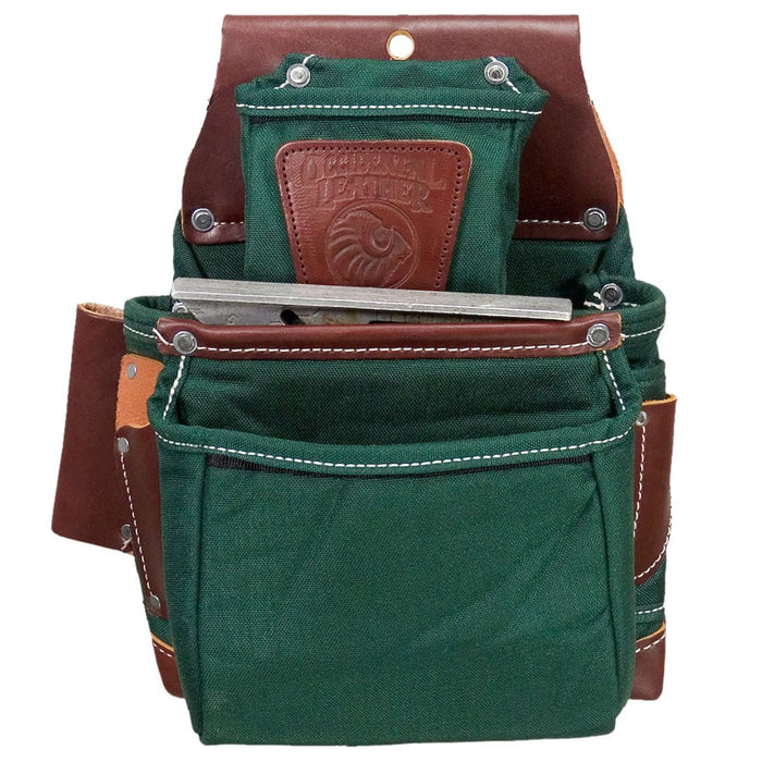Occidental Leather 8060LH Left Hand Oxy Lights 3 Pouch Tool Fastener Bag