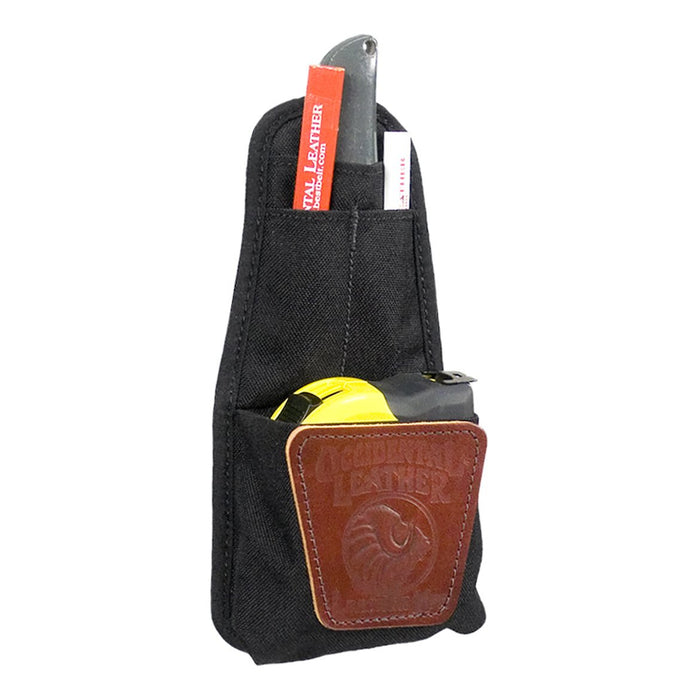 Occidental Leather 8505 Clip-On 4 Pocket Tool Holder Organizer