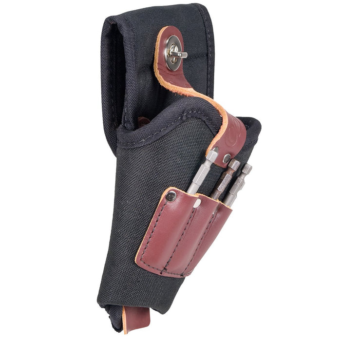 Occidental Leather 8567 Clip-On Drill/Impact Driver Tool Holster Holder