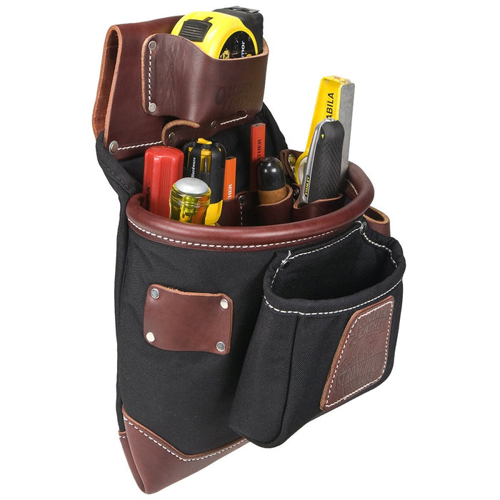 Occidental Leather 8582 FatLip Tool Fastener Screw Nail Bag Holder