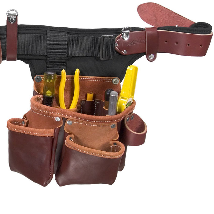 Occidental Leather 9550 Stronghold Adjustable Framer Framing Tool Bag Belt