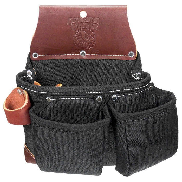 Occidental Leather B8017DBLH OxyLights 3 Tool Holder Organizer Bag - Left Hand