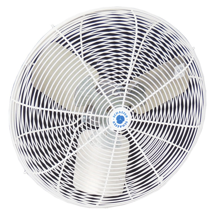Schaefer  20CFO 115 Volt 1/3 HP Washdown Duty 20-Inch Air Circulation Fan