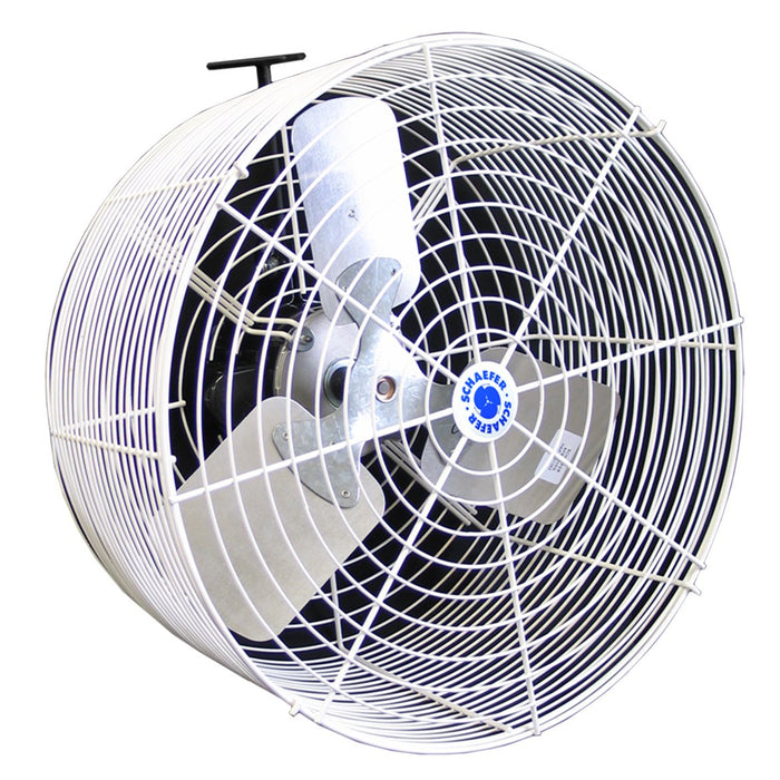 Schaefer  VK20 230 Volt 1/3 HP Deep Guard Versa-Kool 20-Inch Circulation Fan