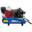 Puma TUE-8008HGE 8-HP 8-Gallon Gas-Powered Two-Stage Wheelbarrow Air Compressor