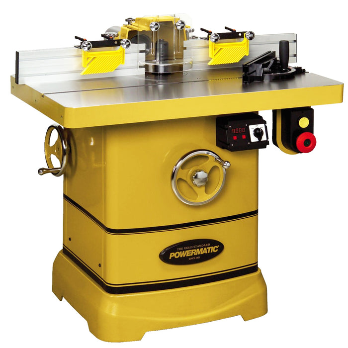 Powermatic PM2700 5-Hp 230V Heavy Duty Cast Iron Table Shaper w/ Miter Gauge