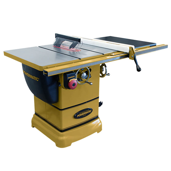 "Powermatic PM1000 1-3/4-HP 115V Table Saw w/ 30"" Accu-Fence System"