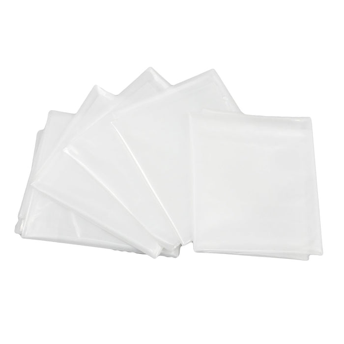 RIKON 60-902 Durable Plastic Dust Bag for 60-200 2-Hp Dust Collector - 5pk