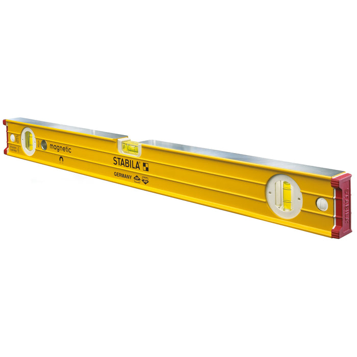 "Stabila 96M 32"" Extra Rigid Magnetic Level with Reinforcing Ribs - 38632"