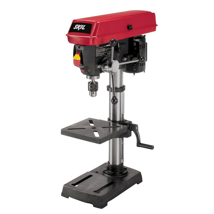 SKIL 3320-01 120-Volt 10-Inch 3.2-Amp 570-3,050 Rpm 5 Speed Shop Drill Press