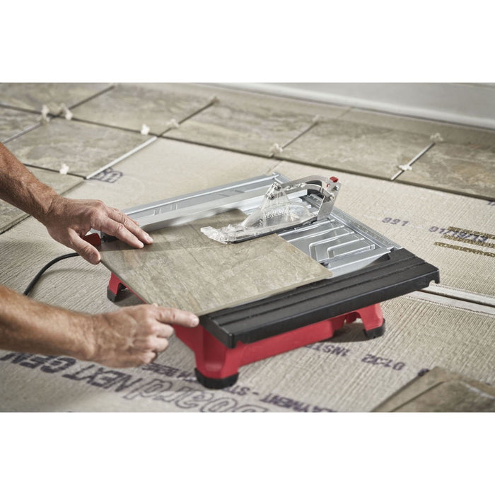 SKIL 3550-02 7-Inch Adjustable Rip Fence Miter Guage Wet Tile Saw Table