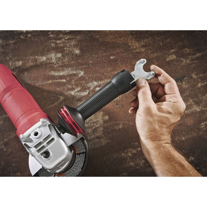 SKIL 9296-01 4-1/2-Inch 7.5-Amp Side-Assist Handle Paddle Switch Angle Grinder