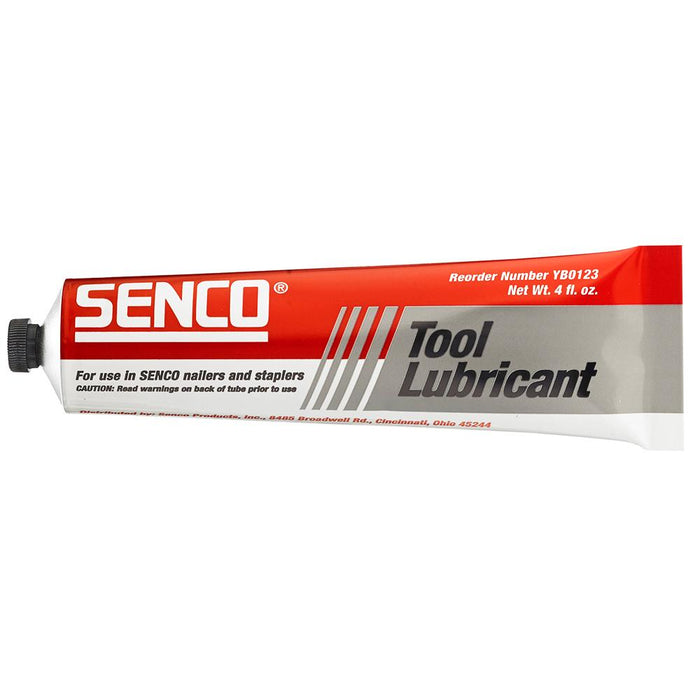 Senco YB0123 4oz Tribo-Lube Tool Grease  Lubricant for Nailers and Staplers