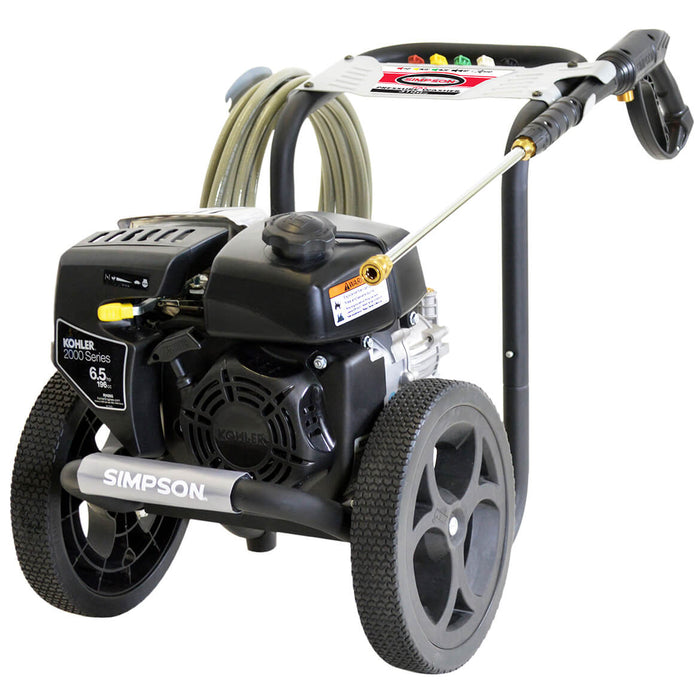 SIMPSON MS60763 3,000-Psi 2.4 Gpm Gas Pressure Washer By KOHLER - 60763