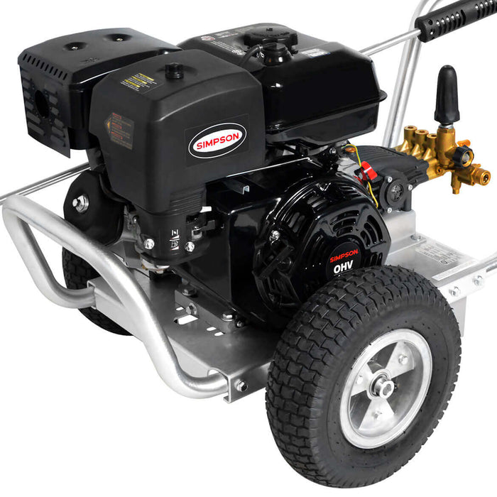 SIMPSON ALWB60825 4,400-Psi 4.0-Gpm Gas Pressure Washer By SIMPSON - 60825