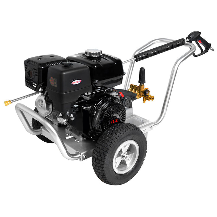 SIMPSON ALWB60827 4,200-Psi 4.0-Gpm Gas Pressure Washer By Honda - 60827
