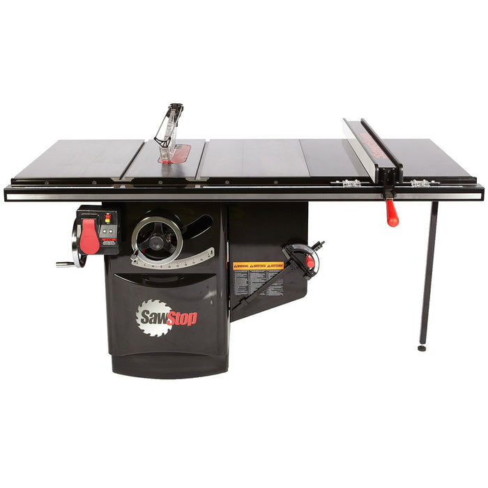 SawStop ICS73230-36 230-Volt 36-Inch Industrial T-Glide Cabinet Table Saw System