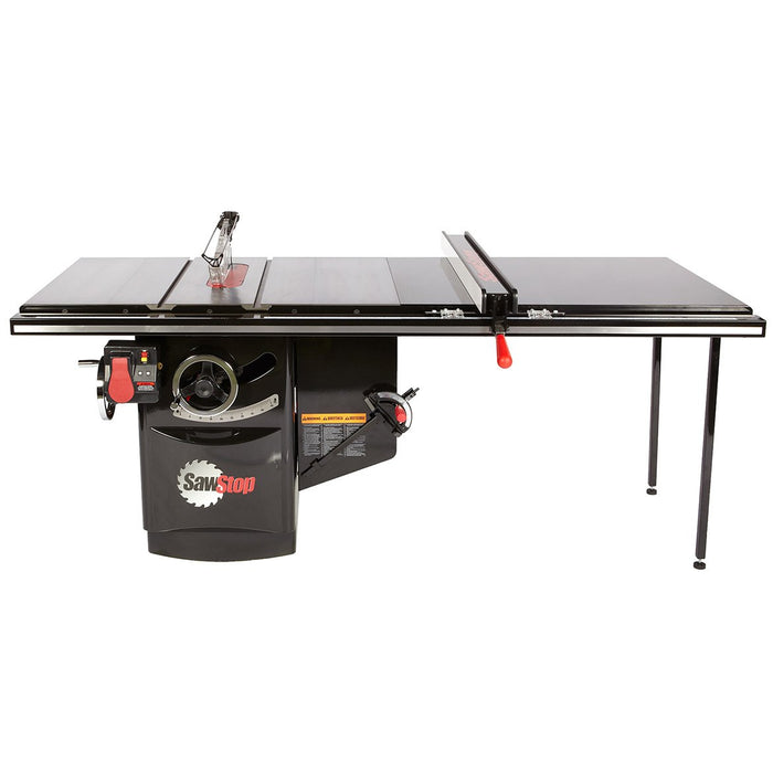 SawStop ICS73480-52 480-Volt 52-Inch Industrial T-Glide Cabinet Table Saw System