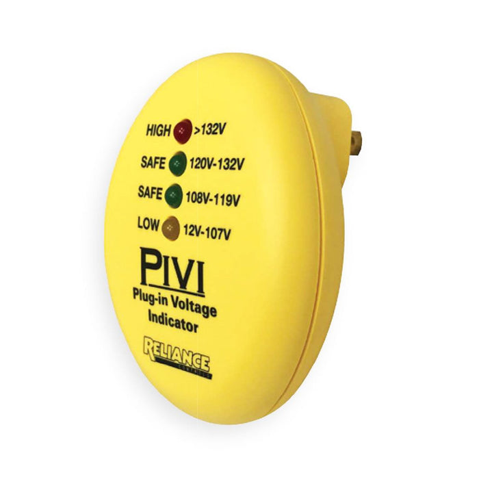 Reliance THP105 120-Volt PIVI Plug-in Control Voltage Indicator Tester