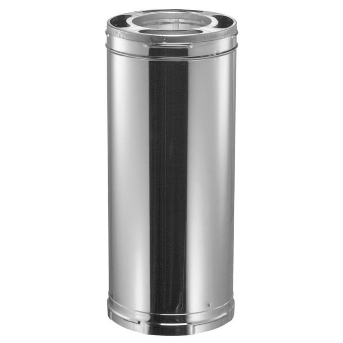 DURAVENT SD9017SS 6-inch X 36-inch Stainless Class A Triple Wall Chimney Pipe