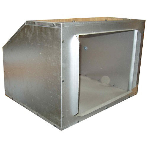 US Stove  UFB908 25-lbs. Durable Galvanized Stainless Steel Universal Filter Box