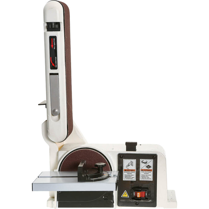 Shop Fox W1855 4 x 36-Inch 1/2 HP Horizontal/Vertical Belt Sander w/ 6-Inch Disc