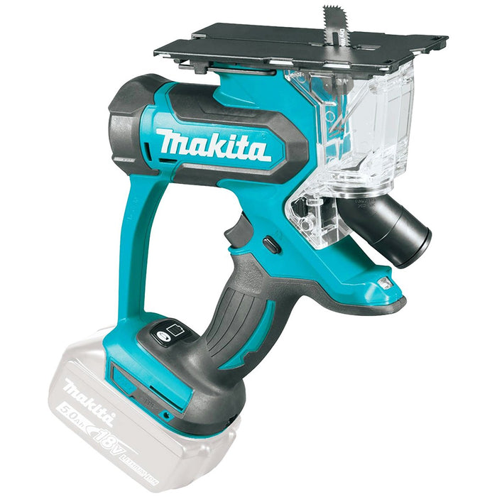 Makita XDS01Z 18-Volt 1-3/16-Inch Lithium-Ion Cordless Cut-Out Saw - Bare Tool