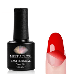 MEET ACROSS - Peel Off Gel Base Coat-Naily