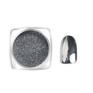MANZILIN - Glitter Powder (Mirror Black)