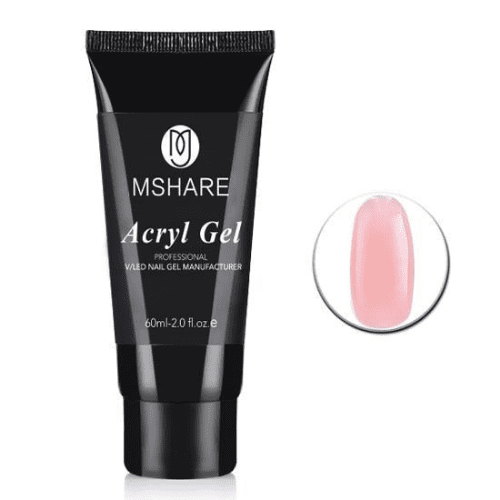 MSHARE - Acryl Polygel 60ml Builder-Naily