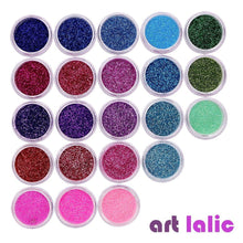 Load image into Gallery viewer, Art lalic - 40Pcs/Set Nail Glitter - Naily