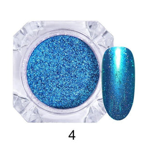 Born Pretty - Nail Glitter - Naily