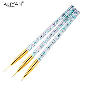 FABIYAN - Liner Brush Painting - Naily