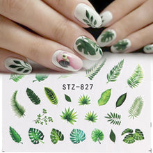Load image into Gallery viewer, Full Beauty - 29pcs Sticker Nail Polish Flower - Naily