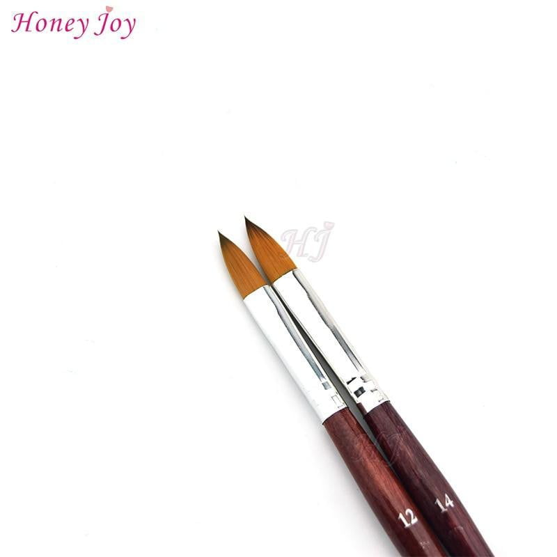 Honey Joy - Acrylic Nail Art Brush - Naily