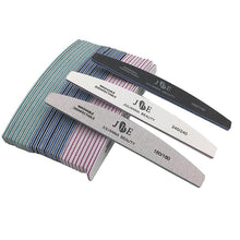 Load image into Gallery viewer, Julianna Beauty - 6pcs Grit Files Double-Side - Naily