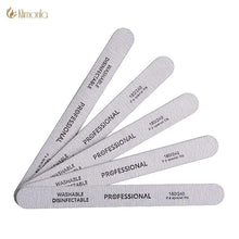 Load image into Gallery viewer, klimonla - 10pcs/lot Sandpaper Nail File - Naily
