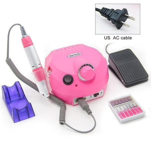 LKE - Pro Electric Nail Drill Machine - Naily