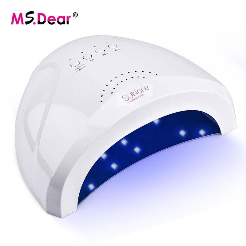 Ms. Dear - UV Lamp Nail Dryer - Naily