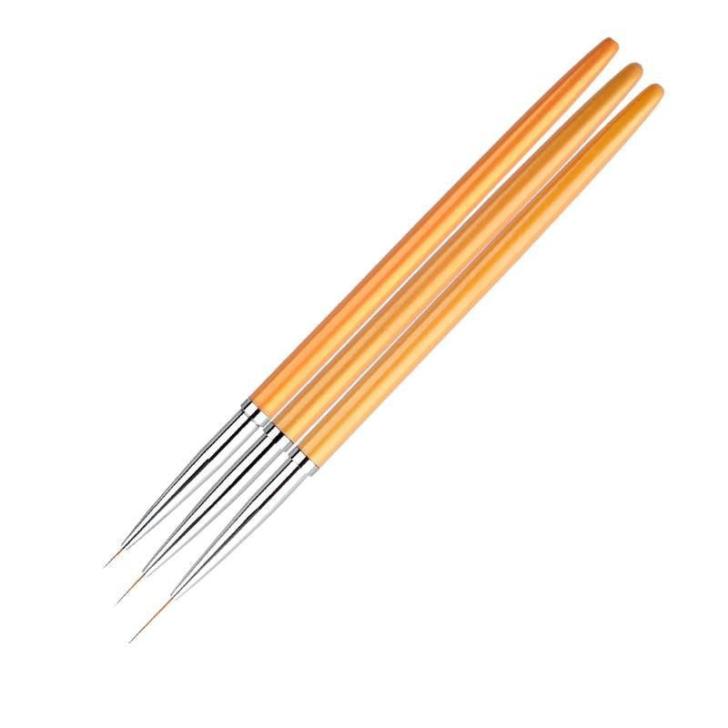 Naildazzling - Lines Painting Pen Brush - Naily