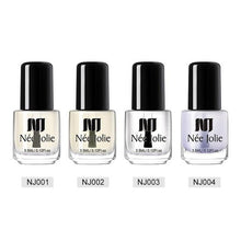 Load image into Gallery viewer, NEE JOLIE - 4 Bottles Nail Polish Base Coat & Top Coat-Naily
