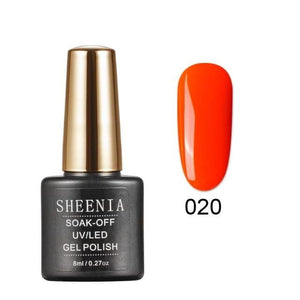 SHEENIA - Gel Nail Polish Color-Naily