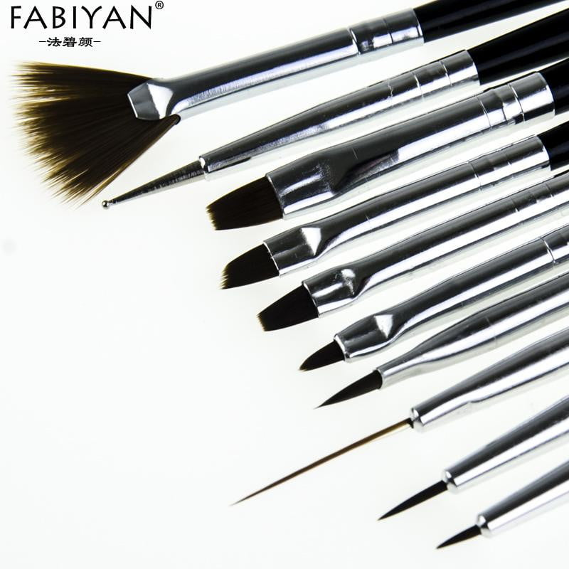 FABIYAN - Brush Liner Dotting-Naily