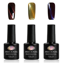 Load image into Gallery viewer, MEET ACROSS - 3D Chameleon Cat Eye UV Gel-Naily