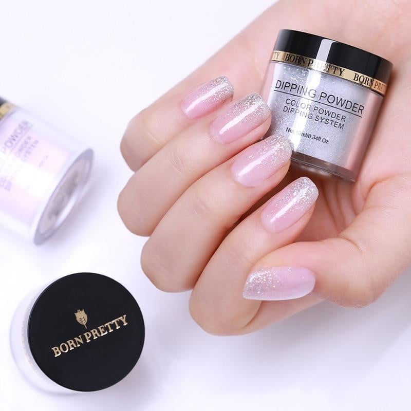 BORN PRETTY - Dipping System Base & Top Coat-Naily